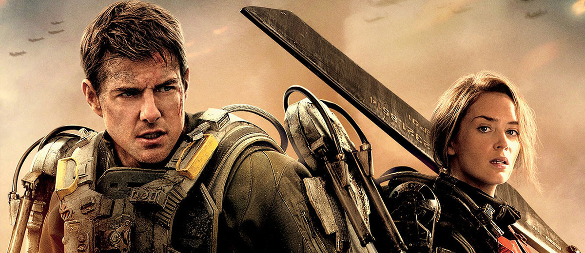 Why Tom Cruise? Because 'Edge of Tomorrow' Was Fantastic