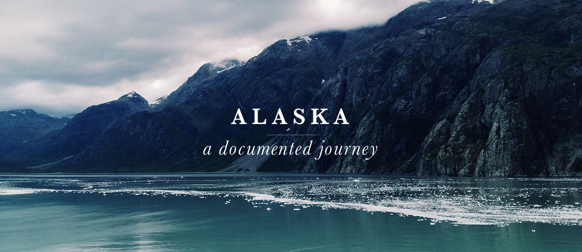 Alaska: A Documented Trip with VSCO